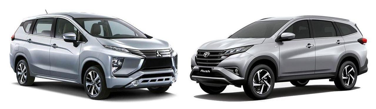Mitsubishi Xpander hiện có giá bán rẻ hơn và nhiều hơn Toyota 01 phiên bản a2
