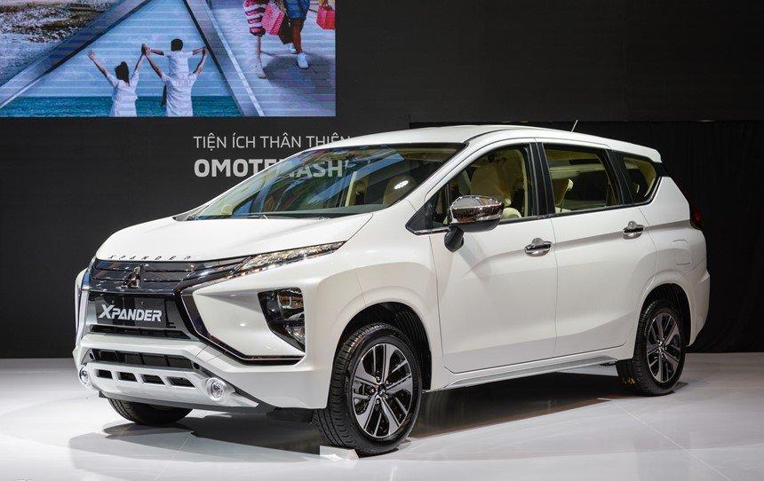 Mitsubishi Xpander hiện không đủ hàng có sẵn để giao cho khách hàng a1