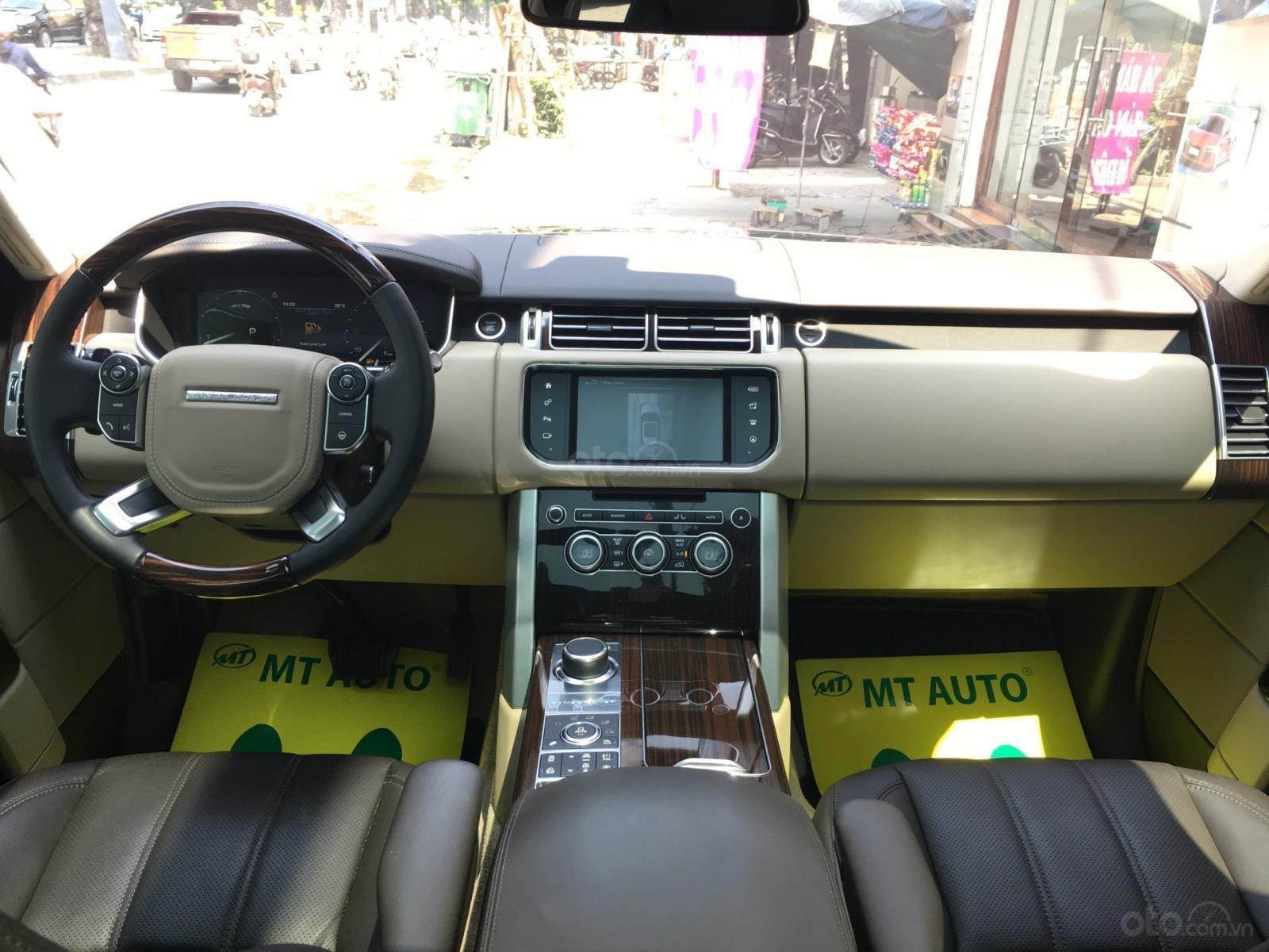 Cần bán LandRover Range Rover HSE 3.0 sản xuất 2016, màu đen, nhập khẩu - LH: 0982.842838 (15)