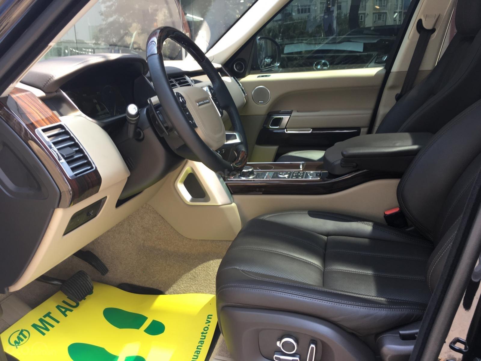 Cần bán LandRover Range Rover HSE 3.0 sản xuất 2016, màu đen, nhập khẩu - LH: 0982.842838 (17)