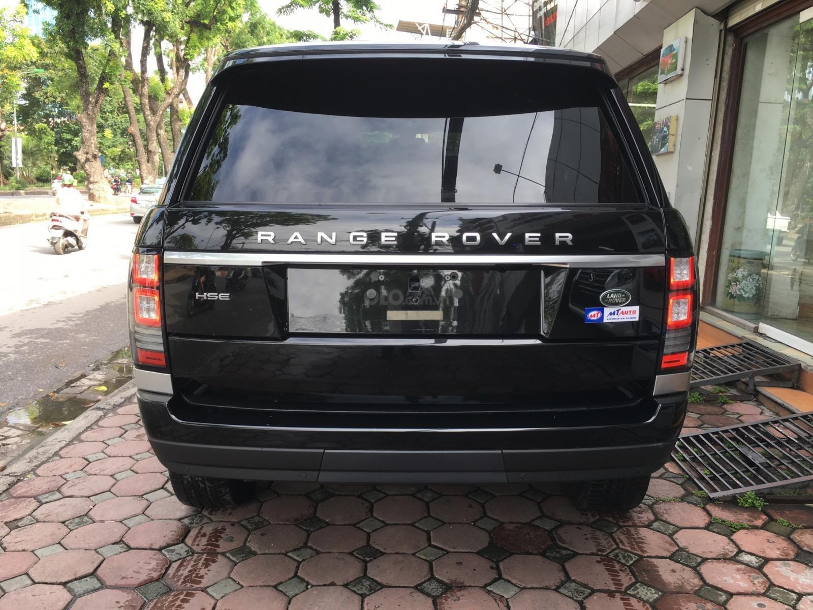 Cần bán LandRover Range Rover HSE 3.0 sản xuất 2016, màu đen, nhập khẩu - LH: 0982.842838 (4)