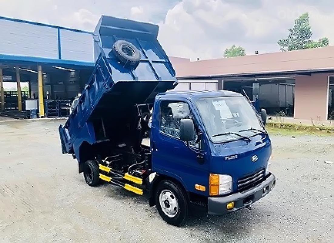 hyundai mighty 2019