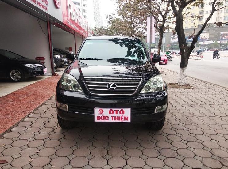 Cần bán xe Lexus GX 470 sản xuất 2007 cực mới - LH 0912252526-0