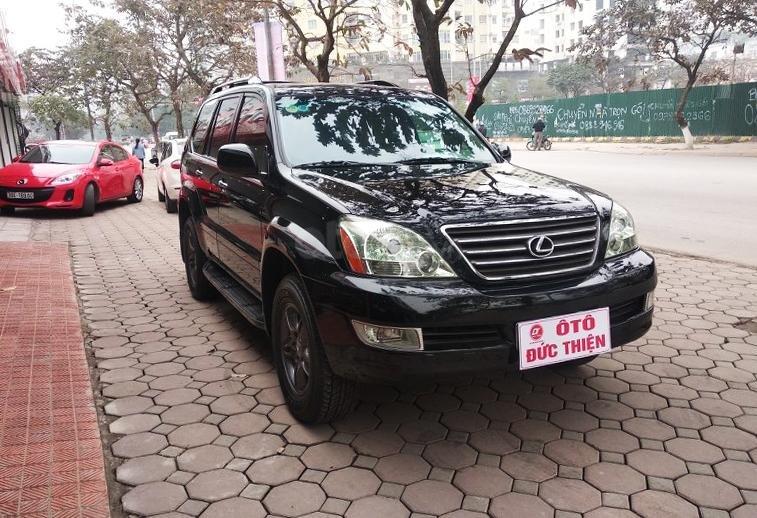 Cần bán xe Lexus GX 470 sản xuất 2007 cực mới - LH 0912252526-1