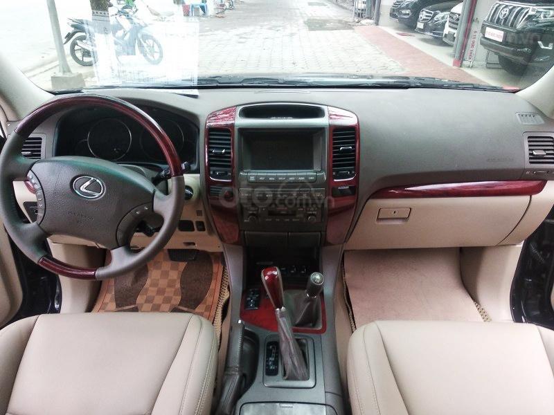 Cần bán xe Lexus GX 470 sản xuất 2007 cực mới - LH 0912252526-7