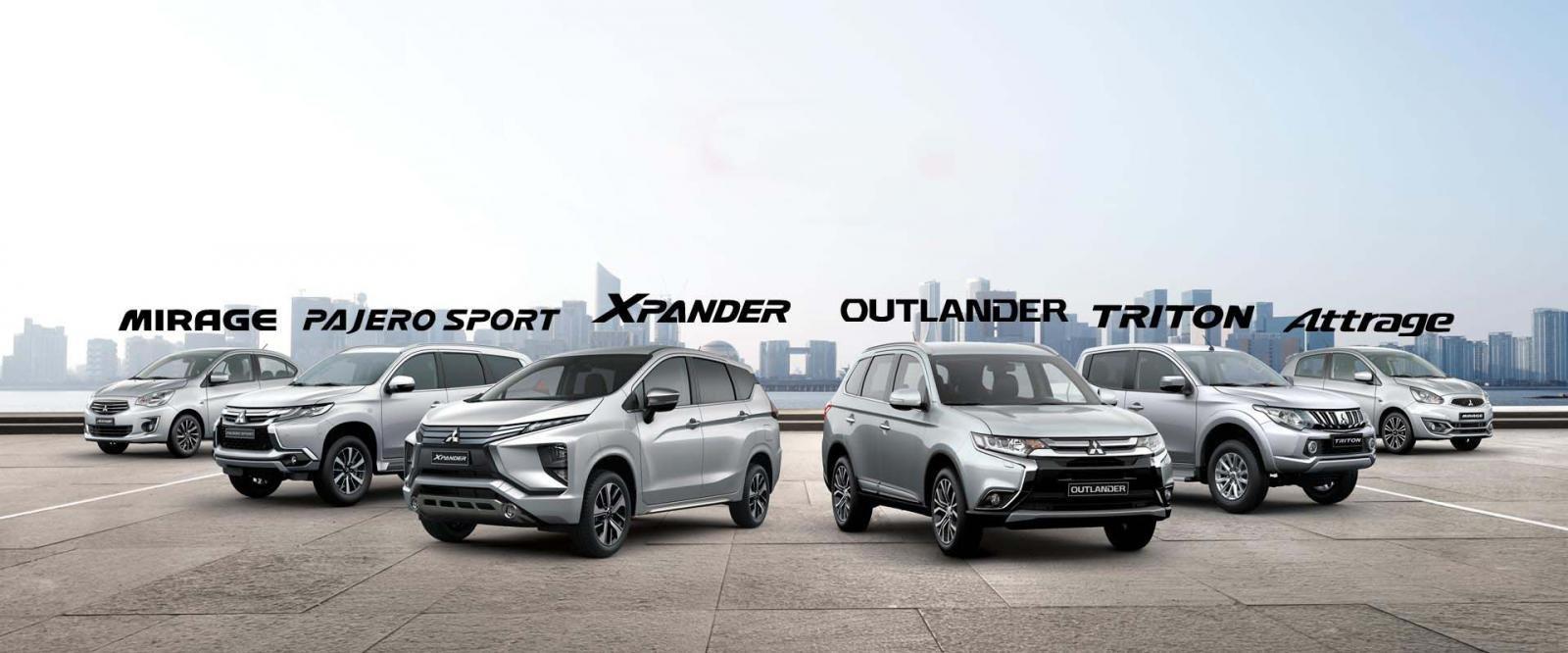 Mitsubishi Outlander tiếp tục giảm giá sâu trong tháng 4/2019 a1