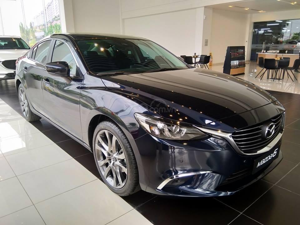 Bán Mazda 6 2.5 Premium 2019 - Khuyến mại lớn - Hỗ trợ trả góp - Hotline: 0973560137-0