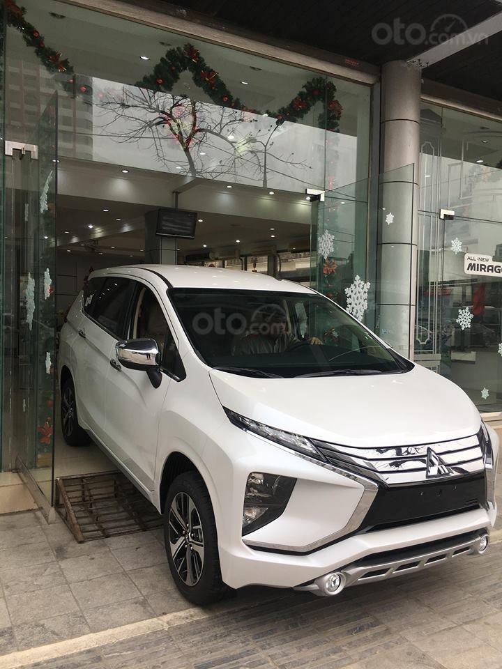 Bán ô tô Mitsubishi Xpander đời 2019, màu trắng, nhập khẩu nguyên chiếc (1)
