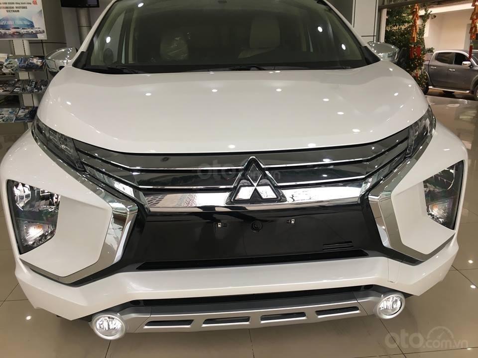 Bán ô tô Mitsubishi Xpander đời 2019, màu trắng, nhập khẩu nguyên chiếc (3)