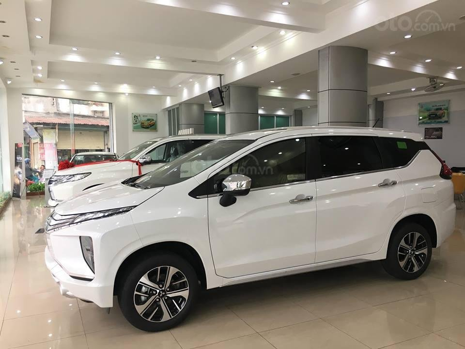 Bán ô tô Mitsubishi Xpander đời 2019, màu trắng, nhập khẩu nguyên chiếc (2)