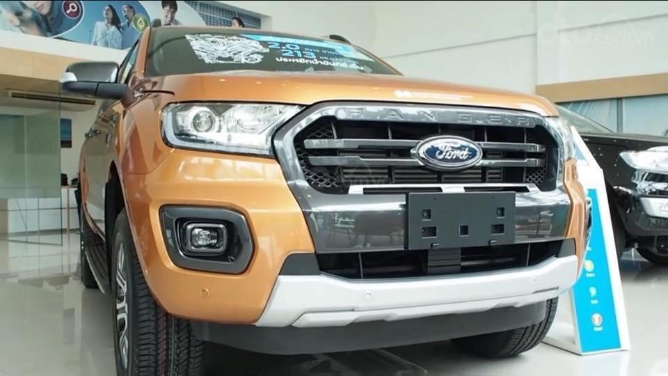 Ford Phú Mỹ bán Ranger Wildtrak, XLS (AT, MT), XL. Hỗ trợ vay 80%, LH: 090.217.2017 - Em Mai-1