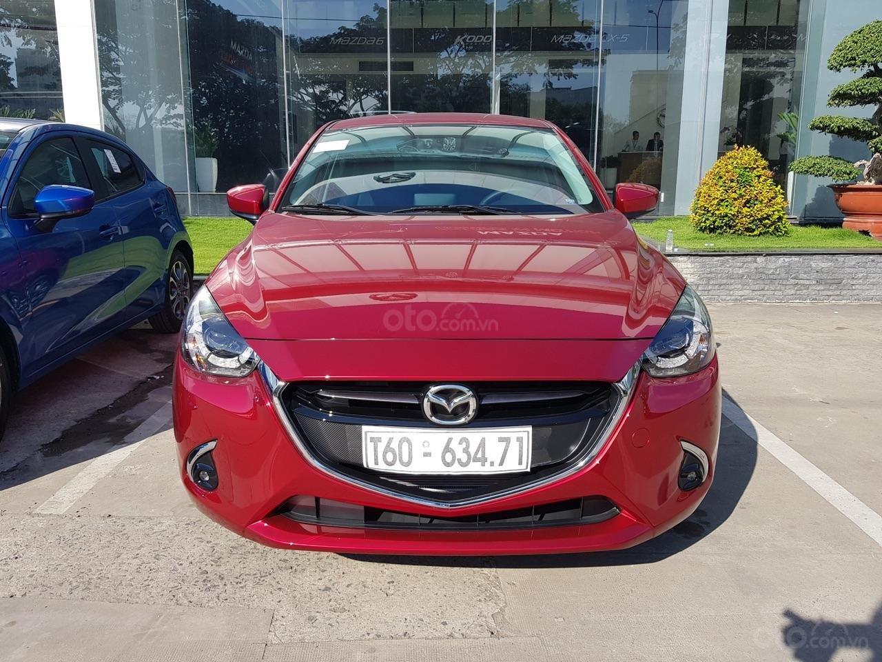Bán Mazda 2 Premium nhập 2019 – Thanh toán 190tr nhận xe – Hỗ trợ hồ sơ vay-0