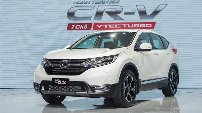 So sánh Hyundai Santa Fe 2019 và Honda CR-V 2019: Xe Hàn đại thắng.