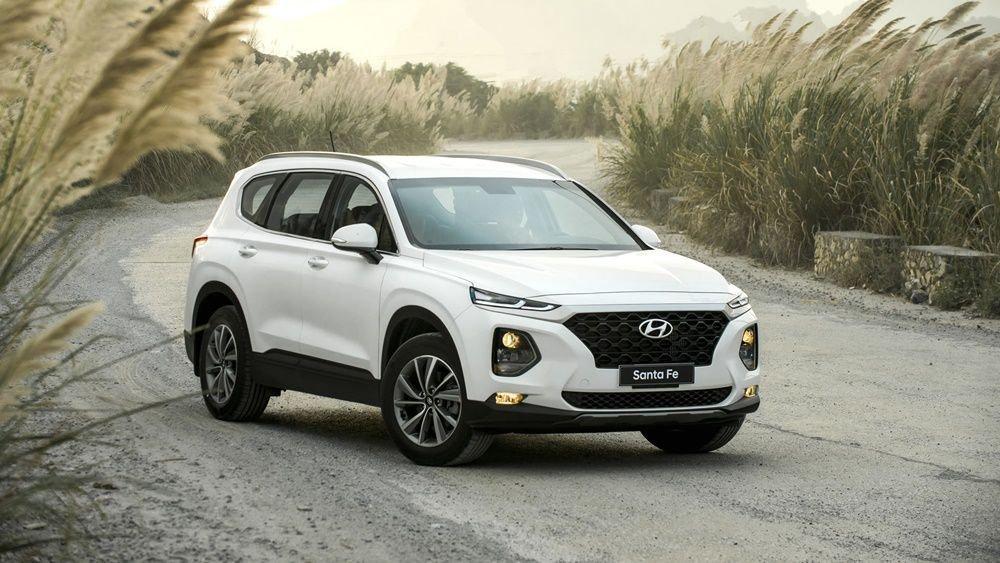 So sánh Hyundai Santa Fe 2019 và Honda CR-V 2019: Xe Hàn đại thắng 3