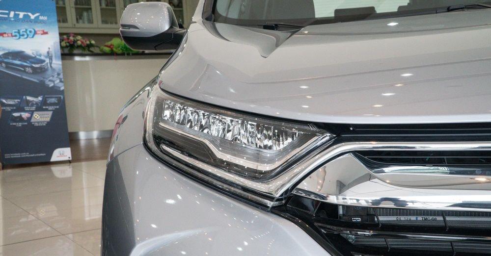 So sánh Hyundai Santa Fe 2019 và Honda CR-V 2019 về thông số kỹ thuật 10