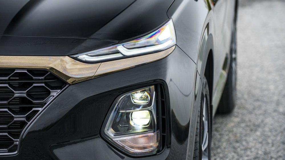 So sánh Hyundai Santa Fe 2019 và Honda CR-V 2019 về thông số kỹ thuật 13