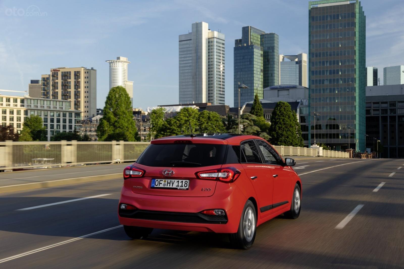 Hyundai i20N 2020 đảm bảo sức mạnh cho người hâm mộ
