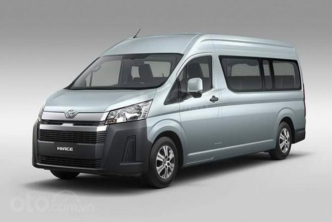 Toyota HiAce 2020 bổ sung tùy chọn động cơ dầu diesel