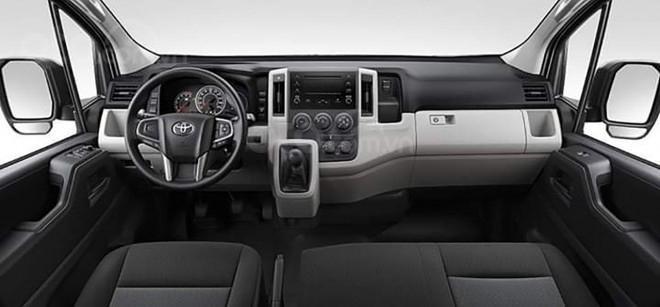 Toyota HiAce 2020 sẽ mang đến cảm giác lái cải tiến hơn
