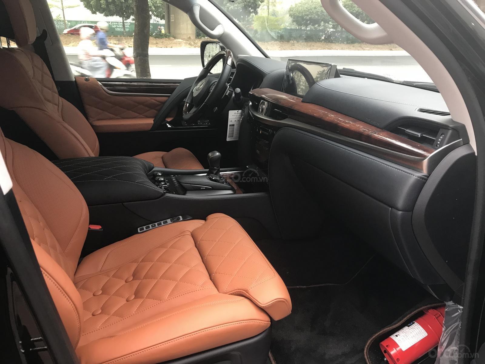 Bán Lexus LX570 Super Sport Autobiography MBS 2019,4 chỗ, nhập mới 100%, xe giao ngay-8