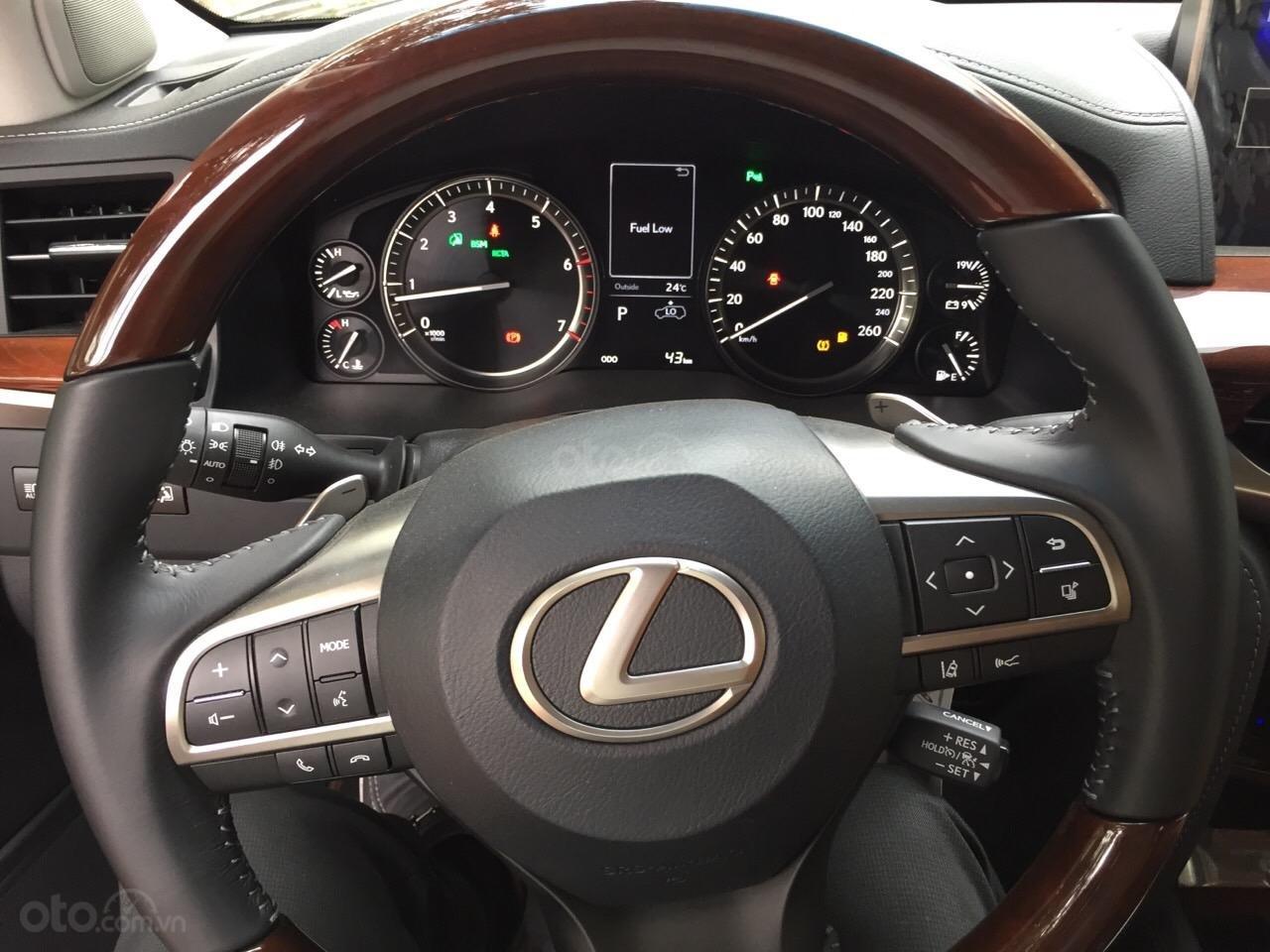 Bán Lexus LX570 Super Sport Autobiography MBS 2019,4 chỗ, nhập mới 100%, xe giao ngay-11
