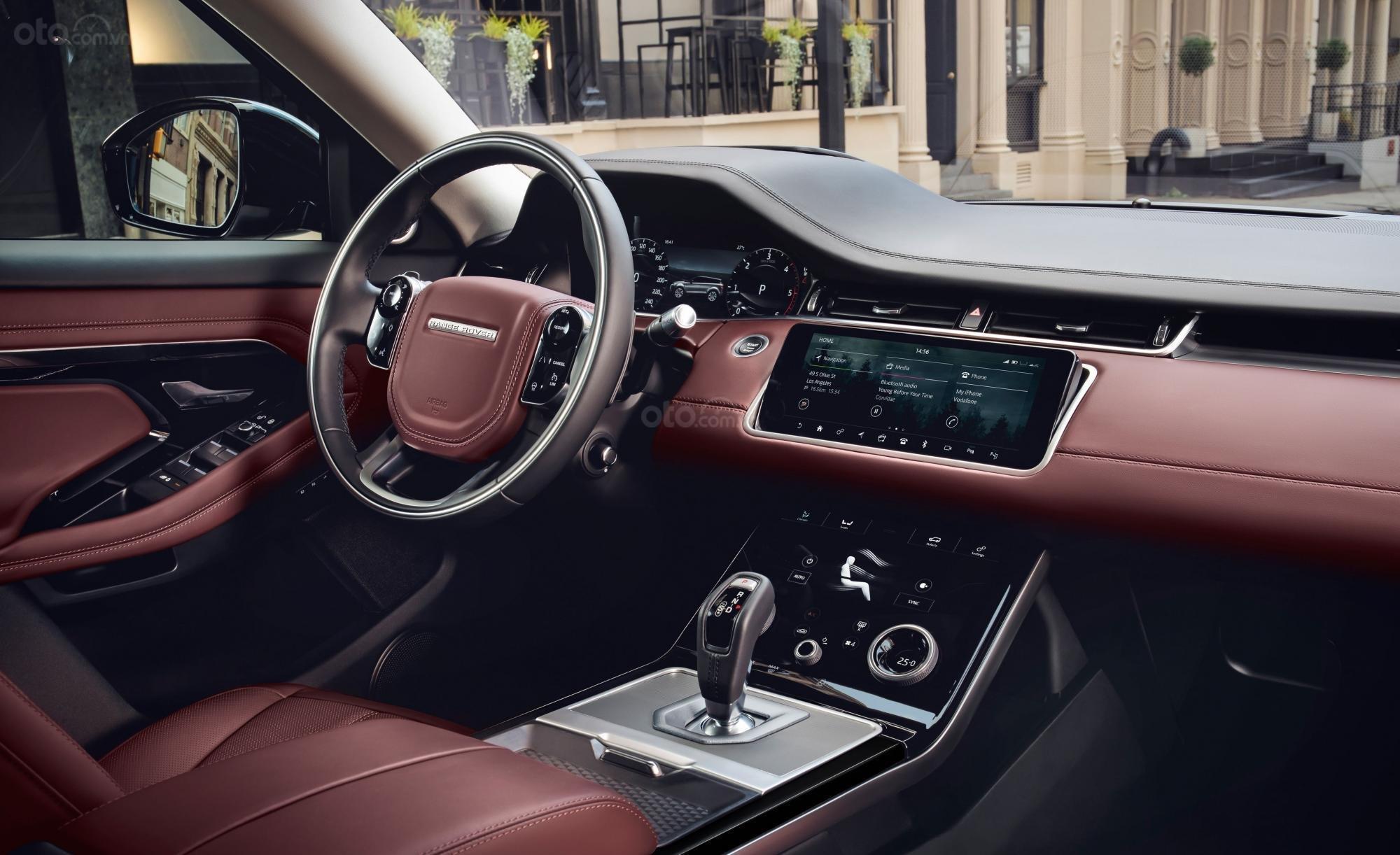 Land Rover Range Rover Evoque 2020 nội thất