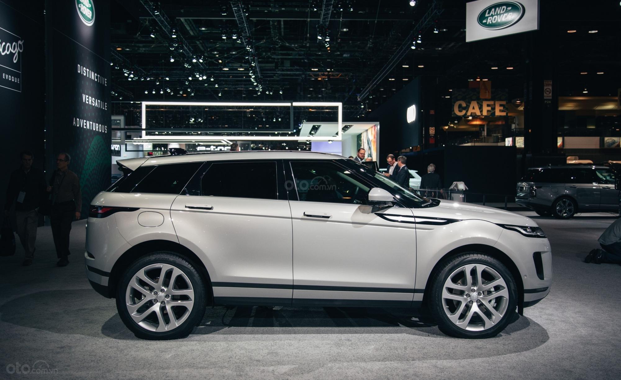 Land Rover Range Rover Evoque 2020 thân xe