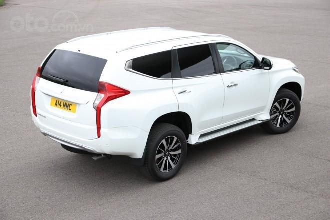 Mitsubishi Pajero Sport vẫn đảm bảo chất lượng đỉnh cao