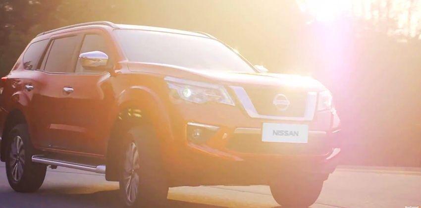 Nissan Terra 2019 sẽ mang đến sự thời thượng cho người dùng