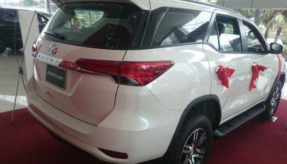 Đại lý Toyota Thái Hòa, bán Toyota Fortuner 2.7, màu trắng, nhập khẩu, giá tốt, LH 0964898932-2
