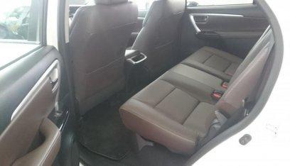 Đại lý Toyota Thái Hòa, bán Toyota Fortuner 2.7, màu trắng, nhập khẩu, giá tốt, LH 0964898932-4