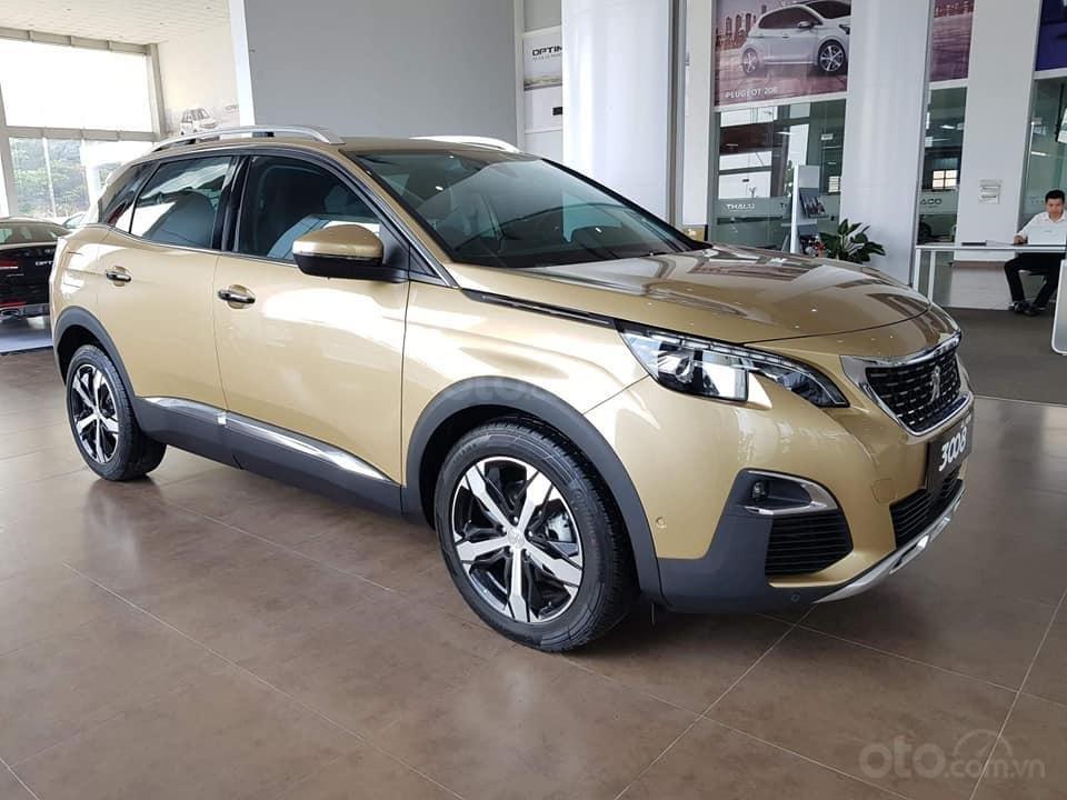 Sở hữu Peugeot 3008 All New chỉ với 399 triệu đồng Peugeot Thanh Xuân - giá KM + quà hấp dẫn-1