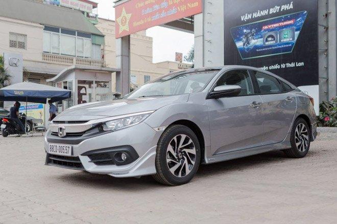 Honda Việt Nam hiện có bao nhiêu mẫu xe nhập khẩu? - Ảnh 2.