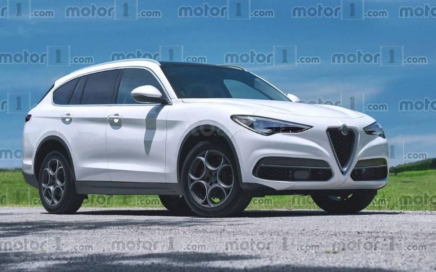 Alfa Romeo Castello 2020.