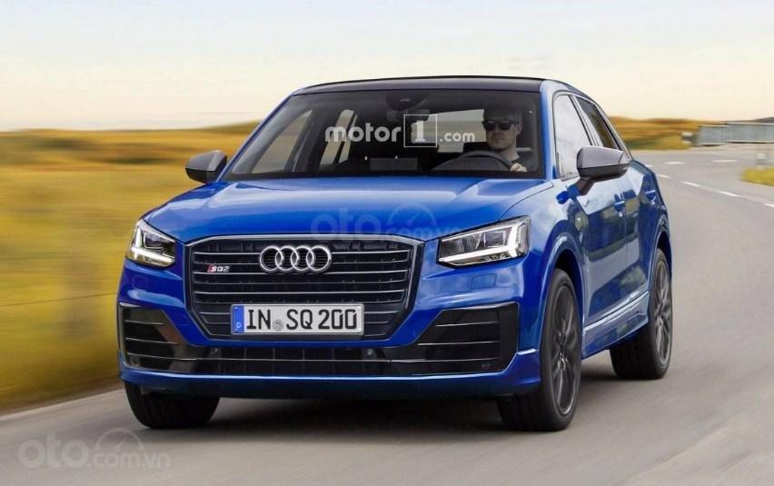 Audi SQ2 2019.