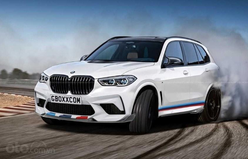 BMW X5 M 2020.