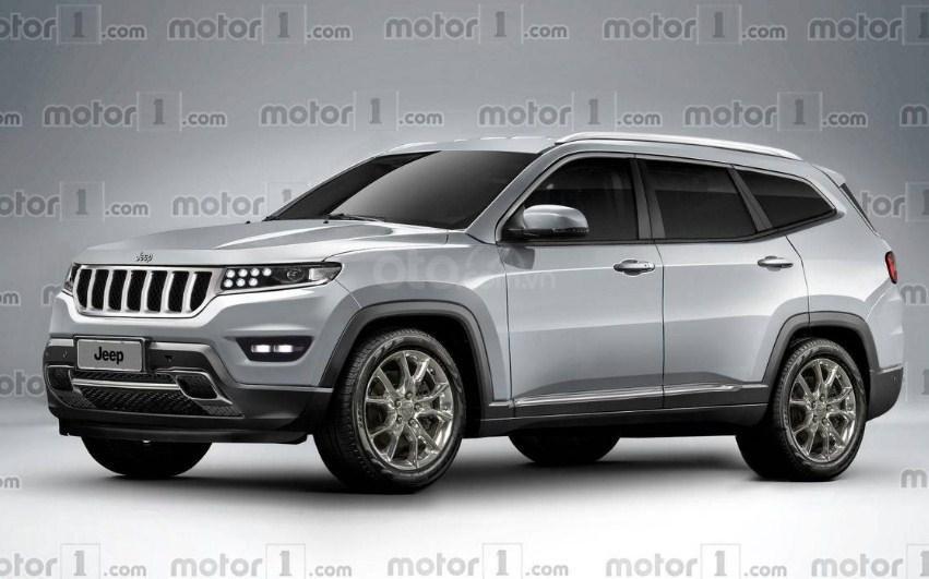 Jeep Grand Wagoneer 2020.