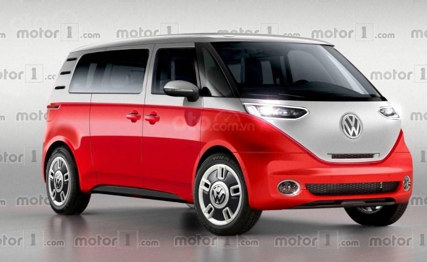 Volkswagen I.D. Buzz 2022.