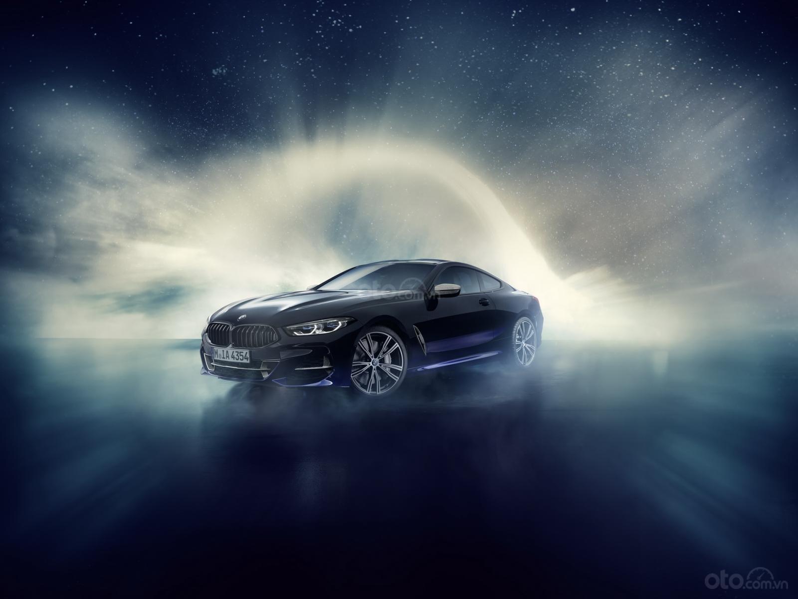 BMW Individual M850i Night Sky đen tuyệt đỉnh