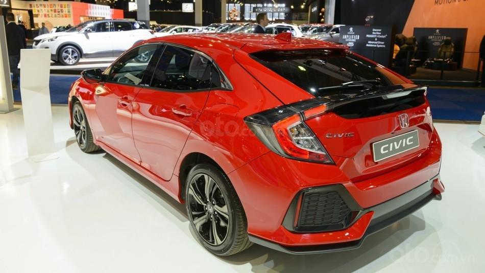 Honda Civic và các biến thể vẫn tiếp tục tham chiến thị trường