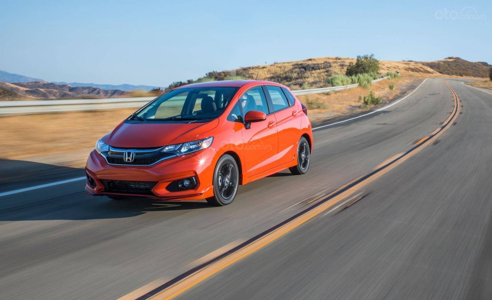 Honda Jazz Crosstar – Xế hộp off-road giá rẻ sẽ thành hiện thực?
