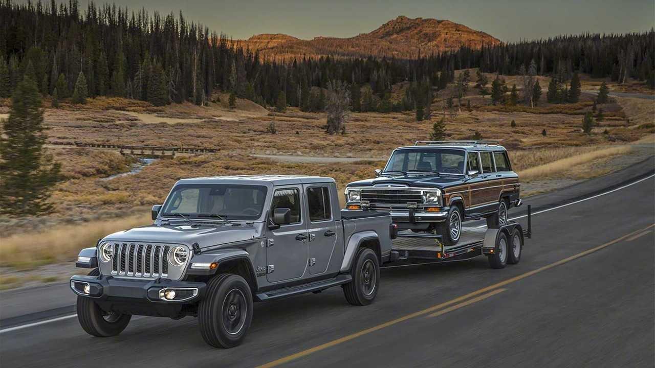 Bán tải Jeep Gladiator a2.