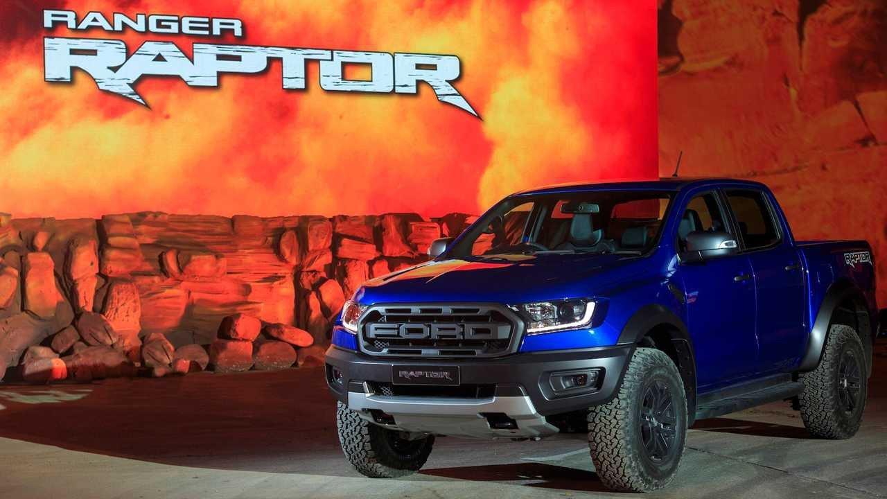 Bán tải Ford Ranger Raptor 2020 a1