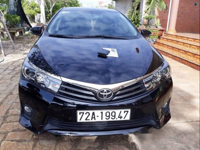 Cần bán xe Toyota Corolla Altis năm 2016 (2)