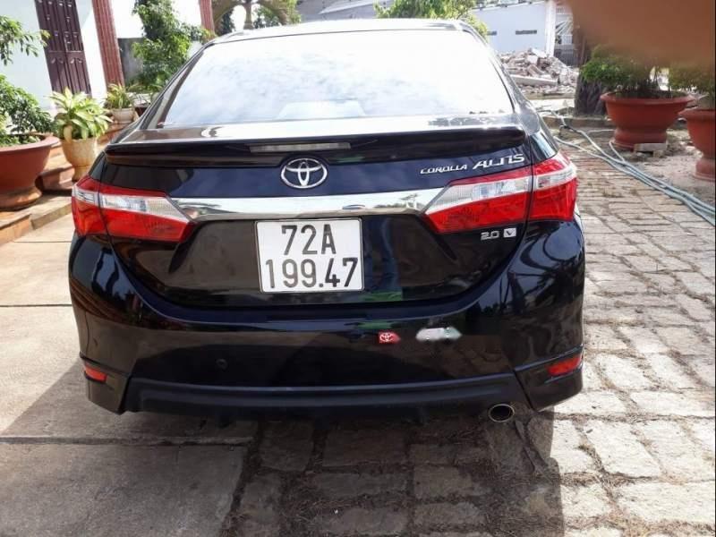 Cần bán xe Toyota Corolla Altis năm 2016 (1)
