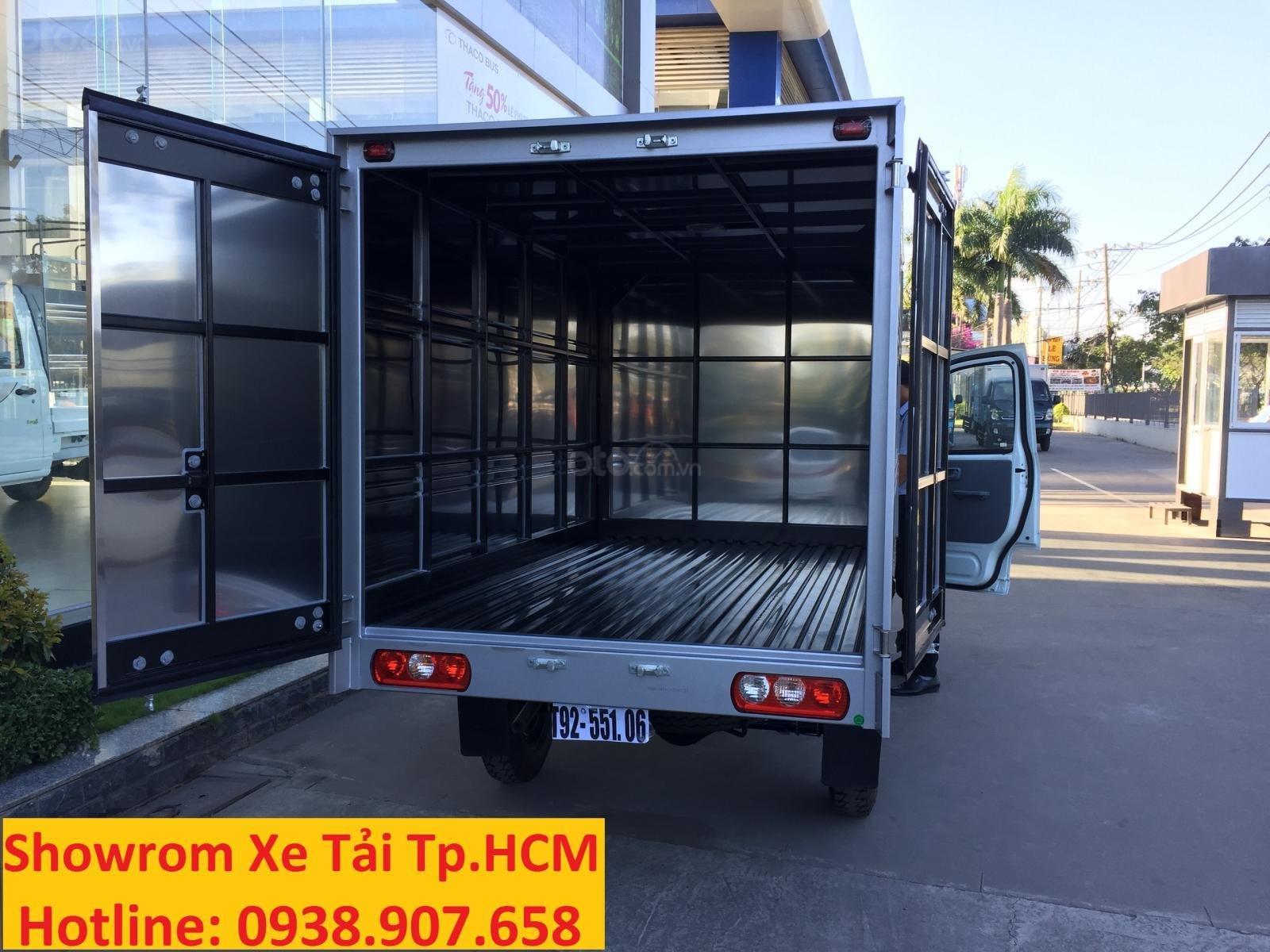 Bán xe tải Thaco Towner 990, tải trọng 990 kg, New 2019, khuyến mãi 100% trước bạ-5
