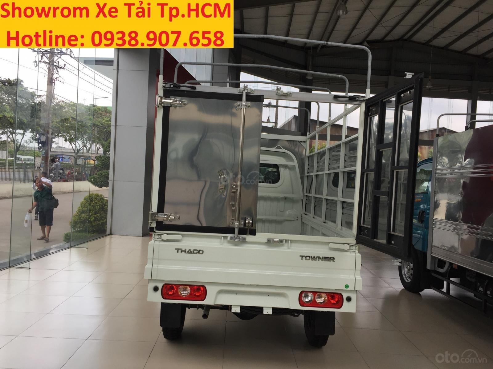 Bán xe tải Thaco Towner 990, tải trọng 990 kg, New 2019, khuyến mãi 100% trước bạ-6