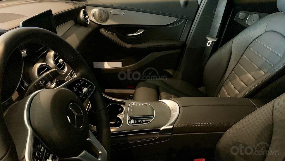 Mercedes-Benz GLC-Class 2019 nội thất 2