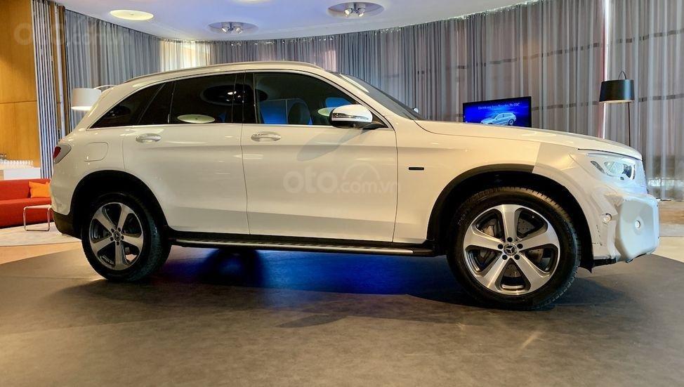 Mercedes-Benz GLC-Class 2019 thân xe