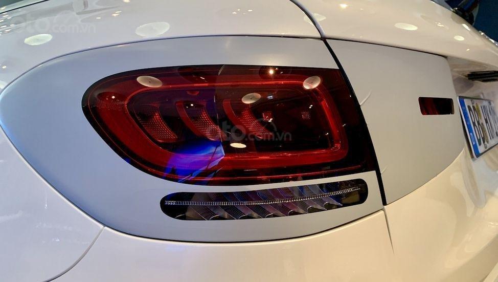 Mercedes-Benz GLC-Class 2019 đèn hậu